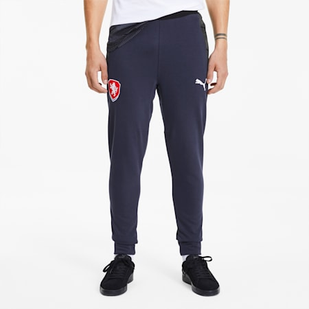 Czech Republic Casuals sweatpants, Peacoat, small