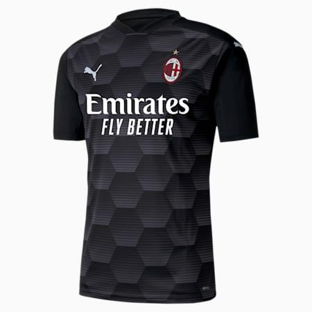 AC Milan Replica Men's Goalkeeper Jersey, Puma Black, small
