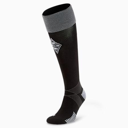 Borussia Mönchengladbach Men's Football Socks, Puma Black-Puma White, small