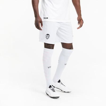 Shorts da calcio Valencia CF Third Replica uomo, Heather-Puma Black, small