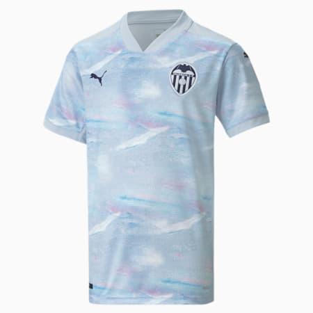 Camiseta juvenil réplica de la 3.ª equipación del Valencia CF, Heather-Puma Black, small