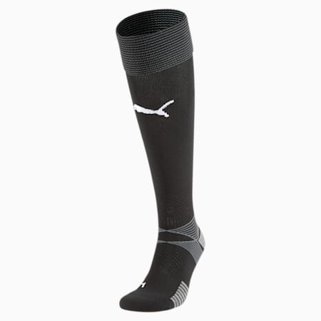 Austria Men's Away Replica Socks, Puma Black-Puma White, small