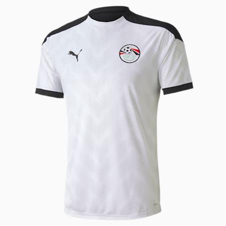 Męska koszulka stadionowa reprezentacji Egiptu, Puma Black-Puma White, small