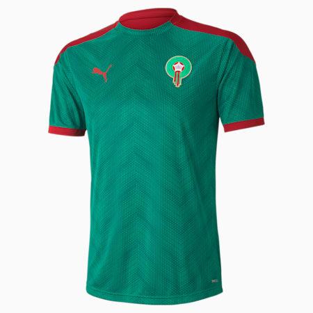 Camiseta de estadio de Marruecos para hombre, Pepper Green-Chili Pepper, small