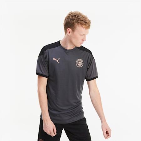 Man City trainingsshirt voor heren, Asphalt-Copper, small