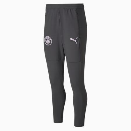 Manchester City Men's Training Pants, Asphalt-Lilac Snow, small-IND