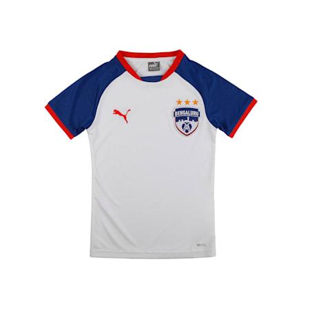 BFC Away Shirt Replica Jr, Puma White-Surf The Web, small-IND