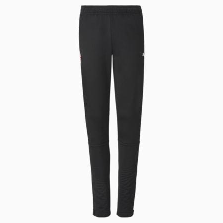 Pantaloni da allenamento AC Milan Youth, Puma Black, small