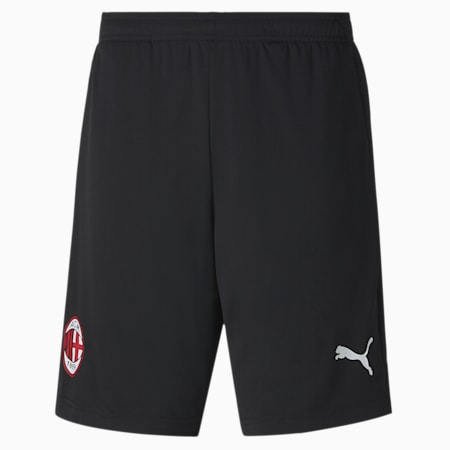 AC Milan Men's Training Shorts, Puma Black, small