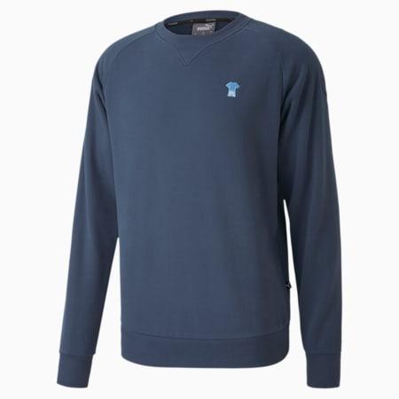 Man City ftblFEAT Game Men's Football Sweater, Dark Denim, small-GBR