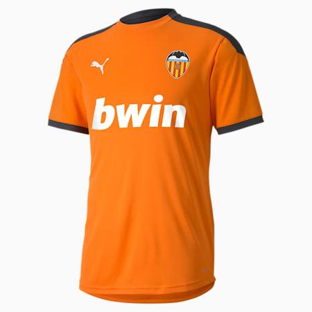Maillot d'entraînement Valencia CF pour homme, Vibrant Orange-Asphalt, small