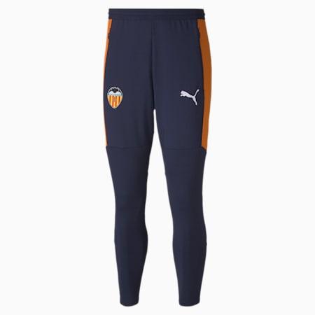 Pantalon de sport Valence CF homme, Peacoat-Puma White, small
