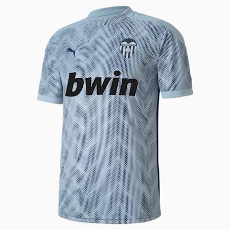 Męska koszulka stadionowa Valencia CF, Peacoat-Heather, small