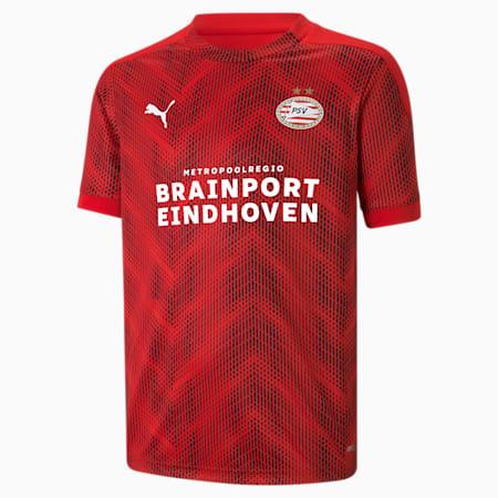 PSV Eindhoven Stadium voetbaljersey jongeren, High Risk Red-Puma Red, small