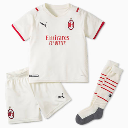 ACM Away Youth Mini-Kit, Afterglow-Tango Red, small-GBR