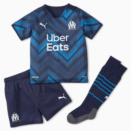 OM Away Youth  Mini-Kit, Peacoat-Bleu Azur, small-GBR