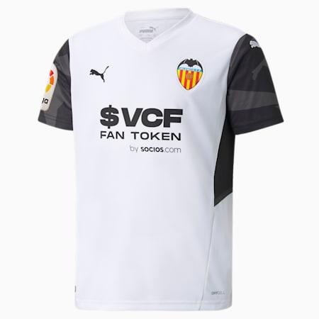 Maglia Valencia CF Home Replica Youth, Puma White-Puma Black, small