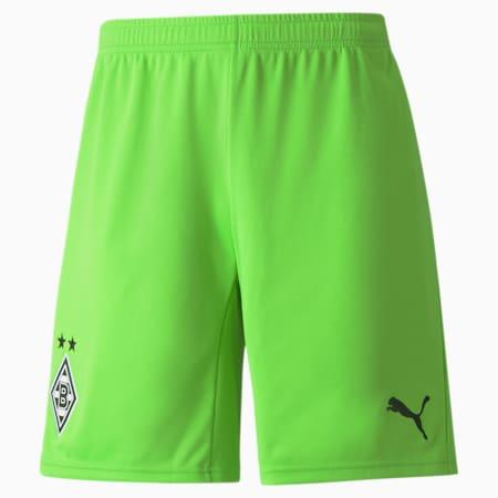 Shorts de portero réplica del BMG para hombre 21/22, Jasmine Green, small