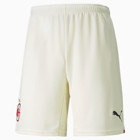 ACM Away Replica Men's Football Shorts 21/22, Afterglow-Tango Red, small