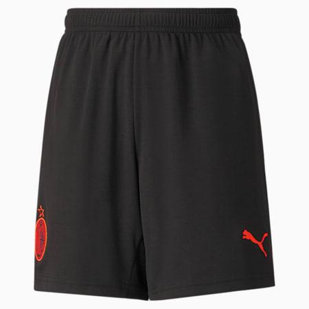 Shorts da calcio ACM Third Replica Youth 21/22, Puma Black-Red Blast, small