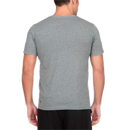 BMW MSP Graphic Men's T-Shirt, medium gray heather, small-IND