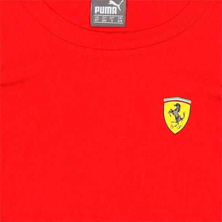 Scuderia Ferrari Kids T-Shirt, rosso corsa, small-IND