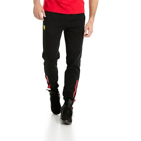 Ferrari Men's Sweatpants, Puma Black, small-SEA