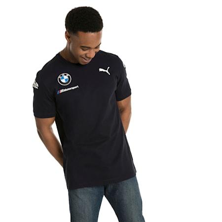 BMW Motorsport Men's Team T-Shirt, Anthracite, small