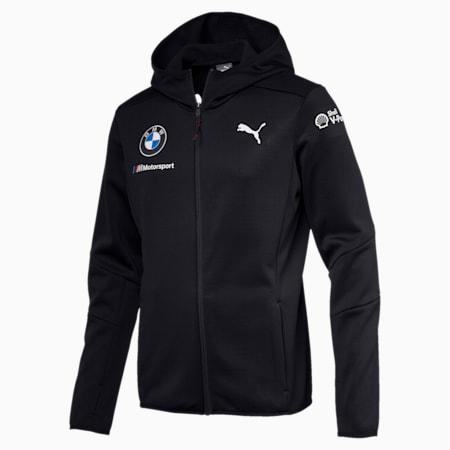 BMW M Motorsport Men's Team Midlayer Jacket, Anthracite, small-GBR
