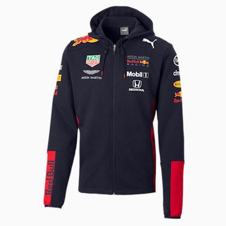 Red Bull Racing Team Hooded sweatjack voor heren, NIGHT SKY, small