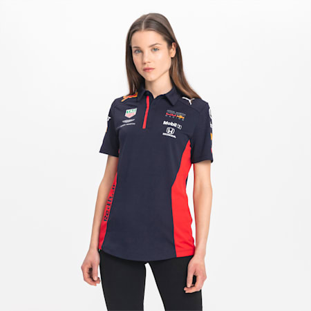 Polo Red Bull Racing Team donna, NIGHT SKY, small