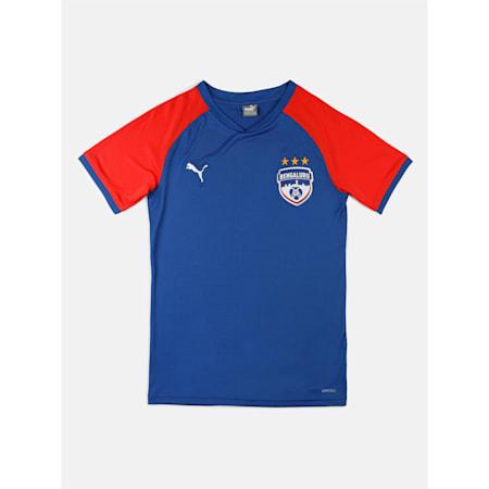 BFC Home Shirt Replica Jr, Surf The Web-Puma Red, small-IND