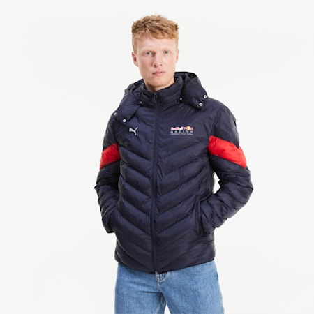 Doudoune Red Bull Racing MCS EcoLite pour homme, NIGHT SKY, small
