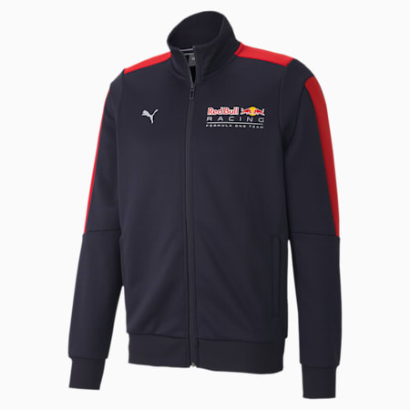 Red Bull Racing T7 Men's Track Jacket, NIGHT SKY, small-IND