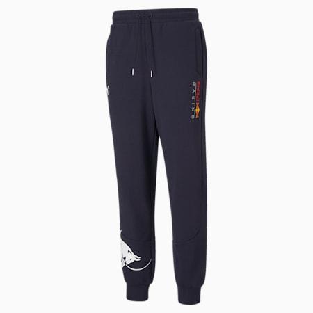 Pantalon de survêtement Red Bull Racing homme, NIGHT SKY, small