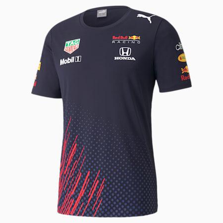 Red Bull Racing Team T-shirt heren, NIGHT SKY, small
