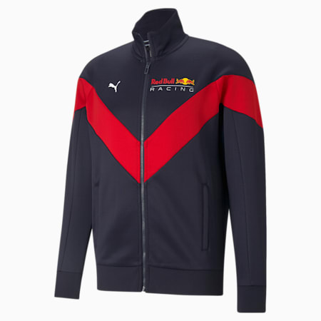 Veste de survêtement Red Bull Racing MCS homme, NIGHT SKY, small