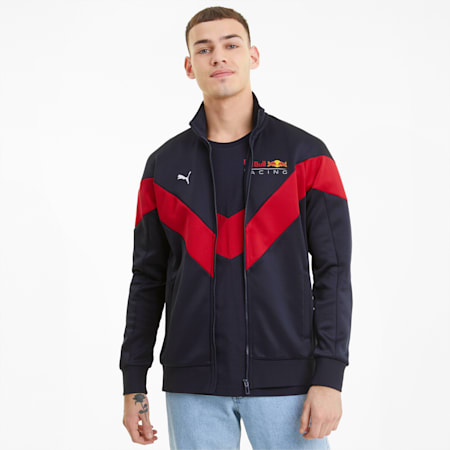 Red Bull Racing MCS Men's Track Jacket, NIGHT SKY, small