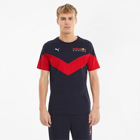 Red Bull Racing MCS T-shirt heren, NIGHT SKY, small