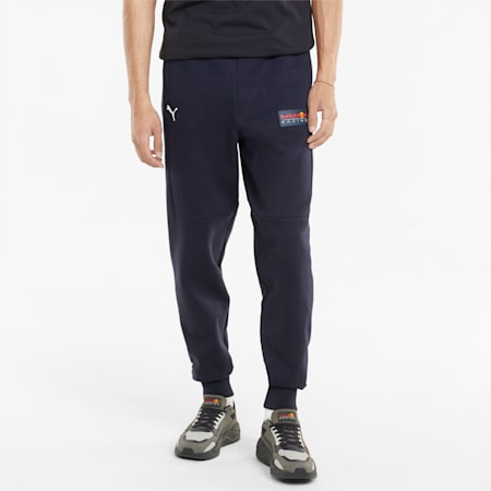 Red Bull Racing Men's Sweatpants, NIGHT SKY, small