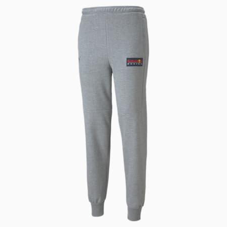 Pantalons en molleton Red Bull Racing, homme, Gris bruyère moyen, petit