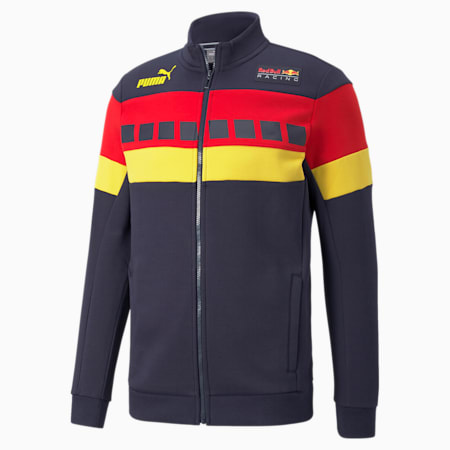 Red Bull Racing SDS Men's Track Jacket, NIGHT SKY, small