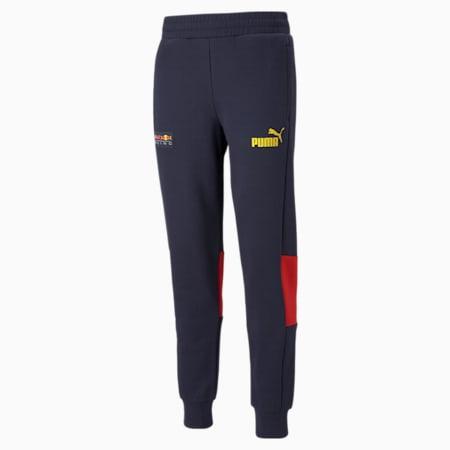 Męskie spodnie dresowe Red Bull Racing SDS, NIGHT SKY, small