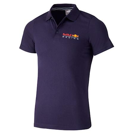 Red Bull Racing Essentials Men's Polo Shirt, NIGHT SKY, small-SEA
