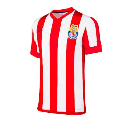 Réplica de camiseta Chivas 115 Aniversario para hombre, Puma Red, pequeño
