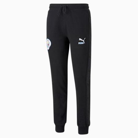 Pantalon de football graphique Man CityxMDCR homme, Puma Black, small