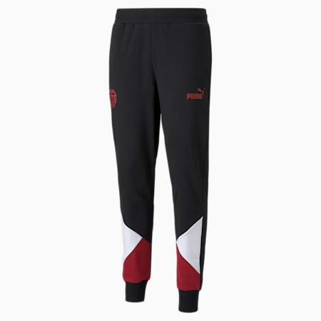 Pantalon de survêtement Valence CF FtblCulture homme, Puma Black-Puma White, small
