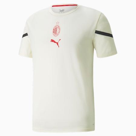 AC Milan Prematch Men's Jersey, Afterglow-Puma Black, small-GBR