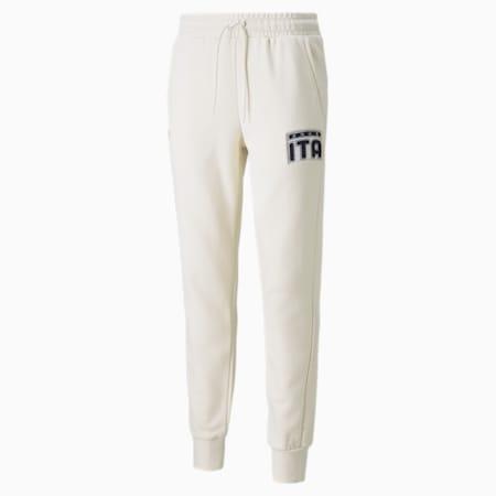FIGC FtblFeat Men's Football Sweatpants, no color, small-GBR