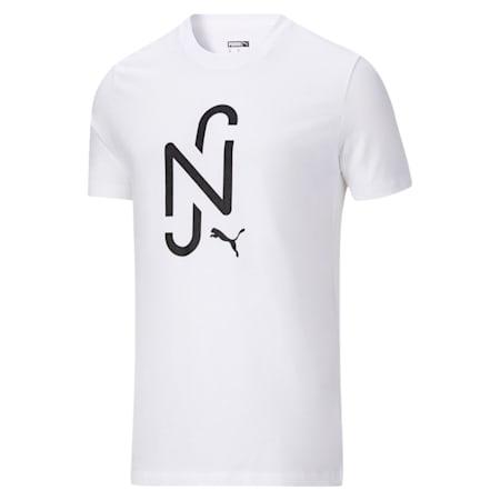 Neymar Jr. Mens Tee, Puma White, small-IND
